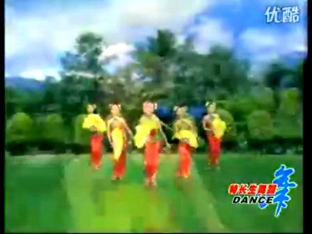 经典民族舞蹈 云南花灯舞(摘石榴)