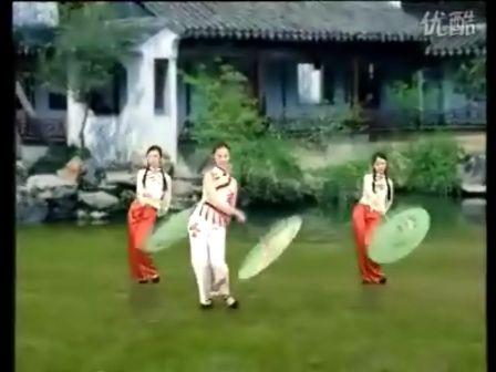 北京新秧歌独舞 梅花雪(伞舞)
