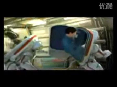 神七飞天全程动画模拟视频