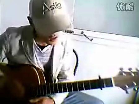 张震岳 再见 吉他弹唱 爵士版-再见 真情版