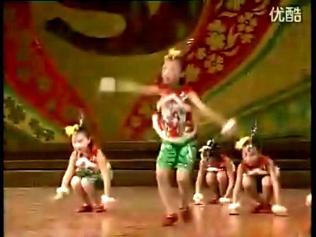 少儿舞蹈视频 花喜鹊
