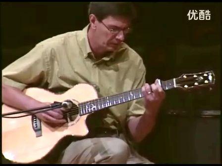美国制琴师兼指弹演奏家Gerald Sheppard - Amazing Grace
