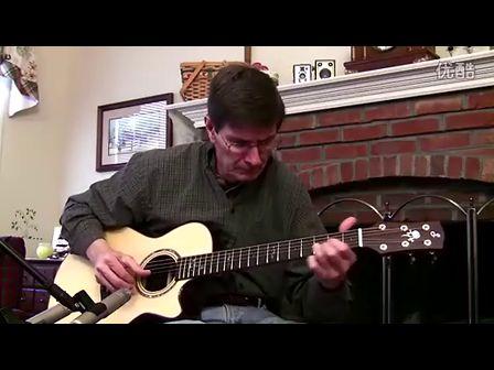 美国制琴师兼指弹演奏家Gerald Sheppard - And I Love You So