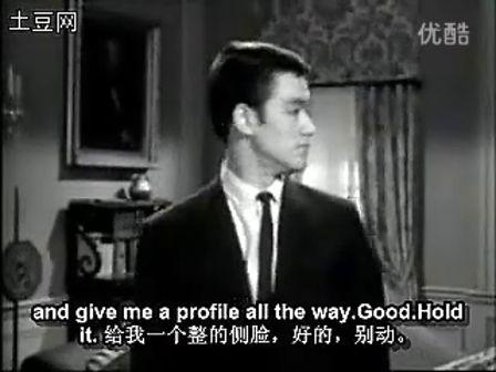 [中文字幕]1965年李小龙参加美国福克斯电影公司面试,超自信,现场秀功夫!