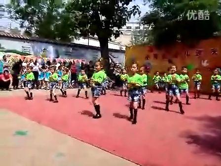 幼儿园+最炫民族风 –