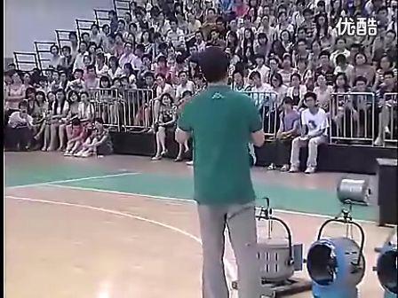 武汉大学白岩松演讲
