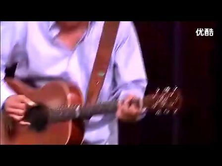 吉他指弹Tommy Emmanuel 2008 CGP演奏会,《高清现场》