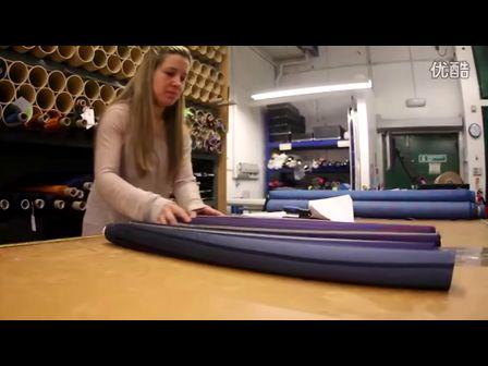 领带及领结的制作过程