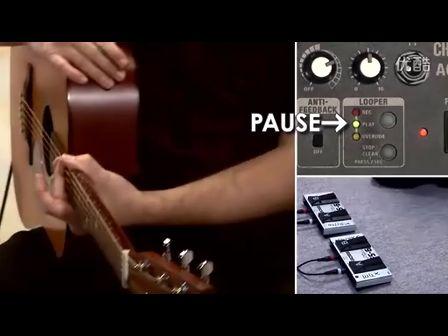 AC-33-RW Acoustic Chorus Guitar Amplifier_ part 2