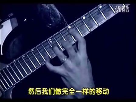 Dream Theater -John Petrucci 梦剧院吉他手 电吉他实用技巧教学