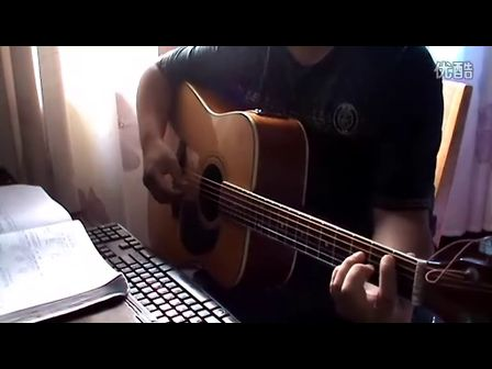 明天我要嫁给你-心动吉他练习视频