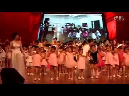蓬莱阳光幼儿园毕业典礼