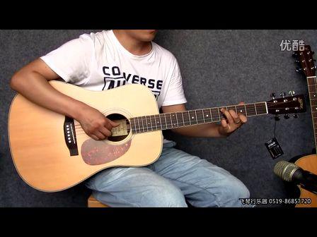 雅依利 Syairi YD25 YJ25 YF25  单板民谣吉他 飞琴行评测