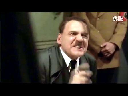 """笑到喷饭!希特勒咆哮版混音""""江南Style"""""""