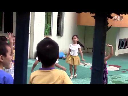 幼儿园早操 最炫民族风