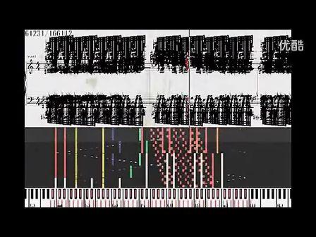 最难的钢琴曲 – 搜库
