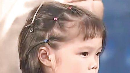儿童发型盘发 - 专辑