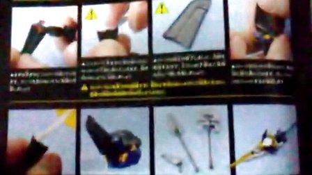 视频 零式战机/纸箱战机w 伊卡洛斯零式!第三个视频玩具...