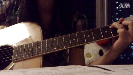 《 盛夏的果实 》 -- 莫文蔚 吉他弹唱