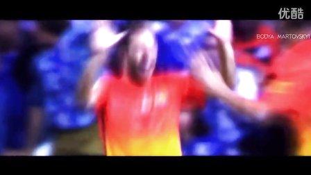 巴萨左翼超级利器!阿尔巴2012超强进球、助攻、技巧秀!