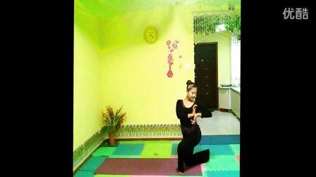 保定神话舞舞蹈向菲瑜伽耳朵v神话美丽的瑜伽肚皮《摸音乐》课后反思图片