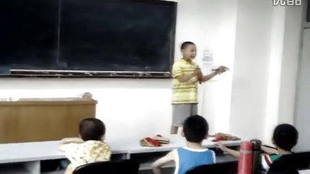 9岁孩子演唱快板:玲珑塔