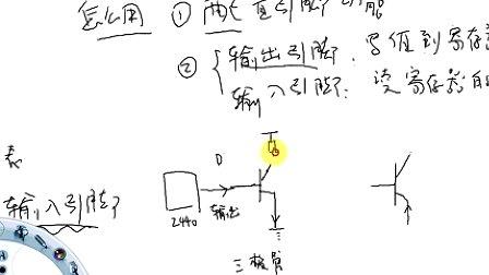 韦东山嵌入式Linux视频学前班第1课第1节_怎么看<font style='color:red;'>原理图</font>之GPIO和门电路