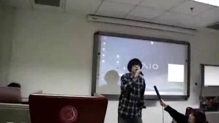 庞贝病友会-志愿者歌手献歌