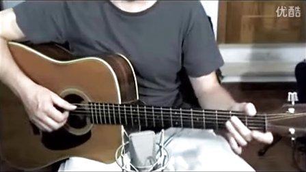斯卡布罗集市吉他指弹