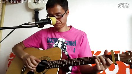吉他单音谱图片
