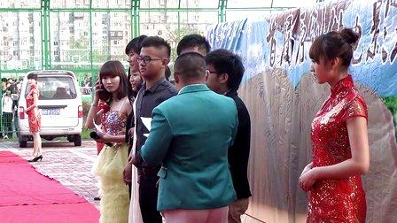 [媒体]首届校园微电影大赛颁奖典礼——星光大道