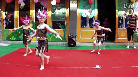 2013红太阳幼儿园六一儿童节舞蹈视频