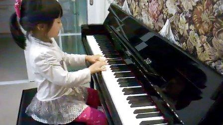 儿童钢琴初步教程《离别》