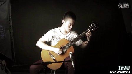 玩易指弹吉他 《卡农》