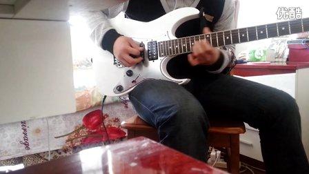 【自娱自乐】泰妍 帕尼《lost in love》电吉他 纯属娱乐 即兴瞎谈 不喜误入
