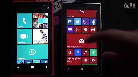 Lumia925 vs Lumia920:軟件性能比較+Amber版本功能預覽