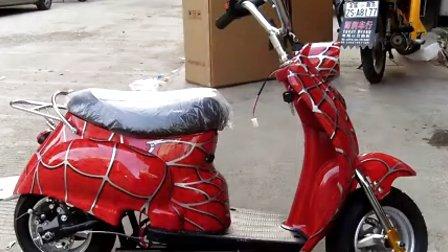 电动小龟迷你摩托车