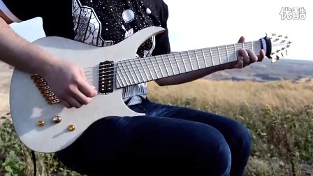 【2013】捷克Djent团Modern Day Babylon - Infinity测试新吉他