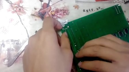 杜马工作室焊接教程-<font style='color:red;'>USB</font>焊接