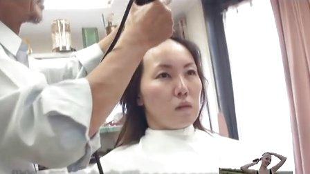 2013小树美女剃光头 C