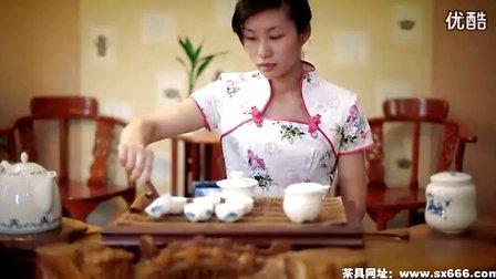 艺表演-茶道表演-功夫茶道