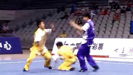 Национальный чемпионат по ушу провинция Цзянсу 2013