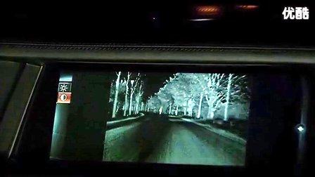 全新宝马动态夜视系统展示