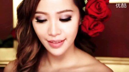 【michelle phan】西班牙的玫瑰.性感彩妆