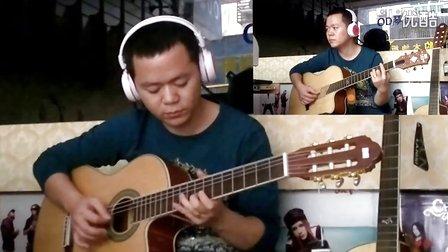 1:OD琴行【午后的旅程】OD双吉他合奏