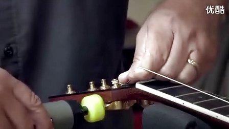 南京木弦吉他 泰勒吉他和Elixer官方更换琴弦教程