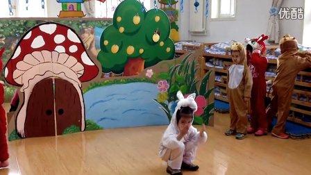 幼儿园童话剧守株待兔