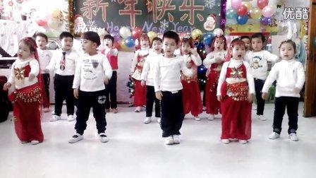 幼儿园舞蹈我爱我的家