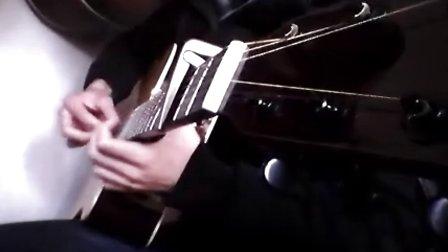 miku初音未来 歌に形はないけれど(虽然歌无形) 吉他指弹