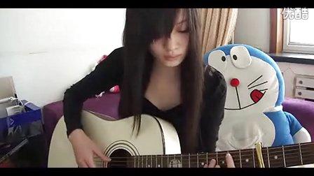 美女情歌吉他弹唱 C 搜库